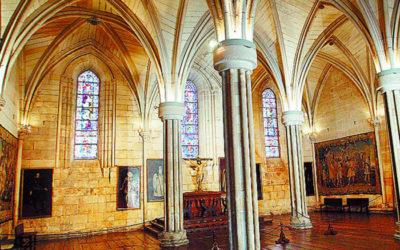 VIDRIERAS , Monasterio de las Huelgas de Burgos.