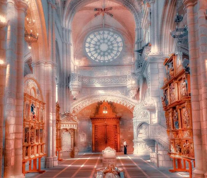 Exposición «Sementera de esperanza» Museo del Retablo de Burgos.